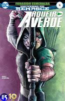 DC Renascimento: Arqueiro Verde #16