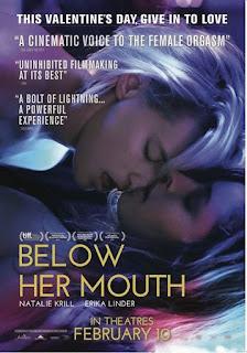 Below Her Mouth Legendado