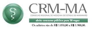 Apostila concurso do CMR/MA - Conselho Regional de Medicina/MA - Porteiro.