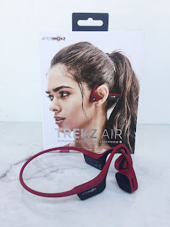 AfterShokz Trekz Air Open-Ear Headphones