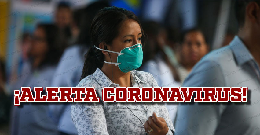 ¡ALERTA CORONAVIRUS! Advierten ciberataques a partir de información falsa sobre el brote de la pandemia COVID-19