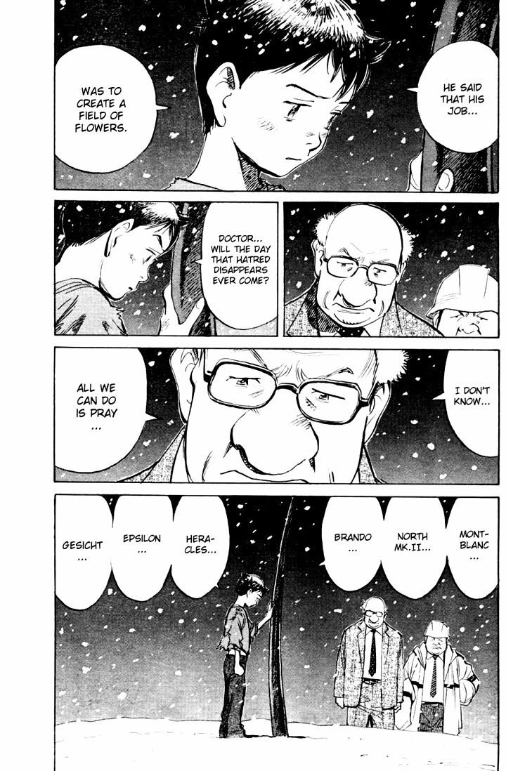 Page 20, Act 65: World's Strongest Robot from Naoki Urasawa's Pluto Volume 8