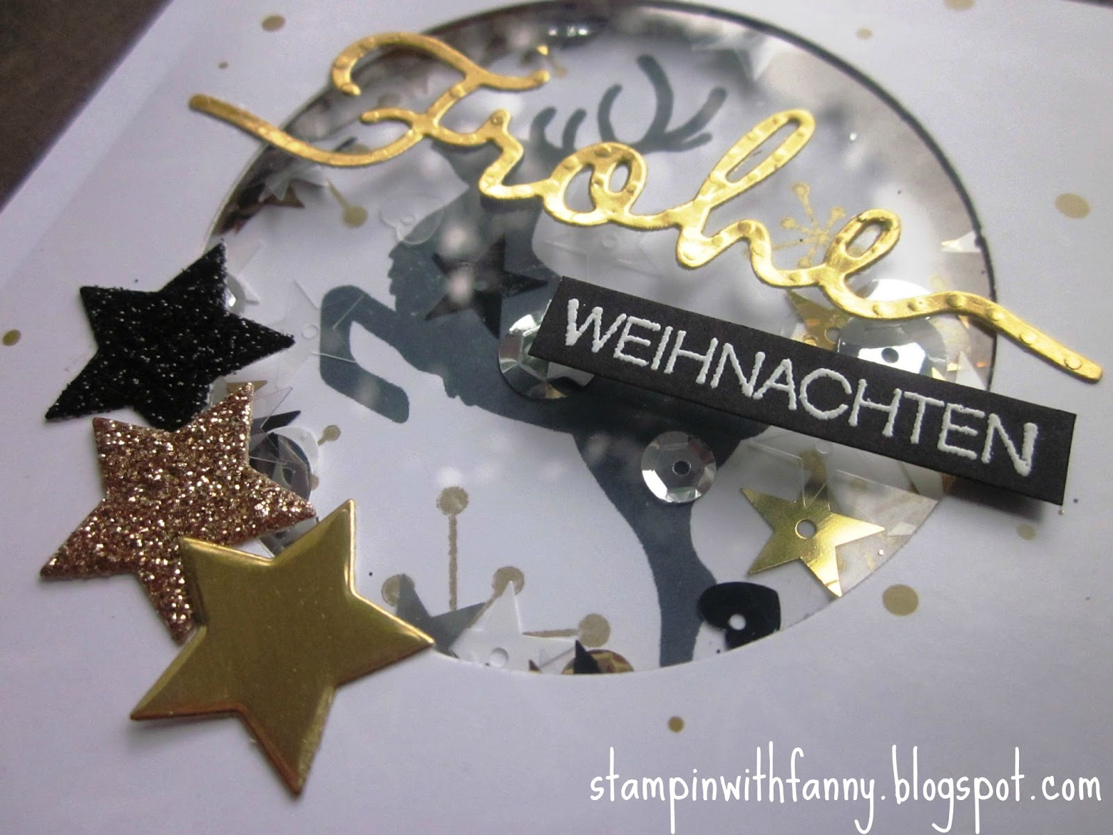 stampin with fanny mts 91 frohe weihnachten in gold. Black Bedroom Furniture Sets. Home Design Ideas