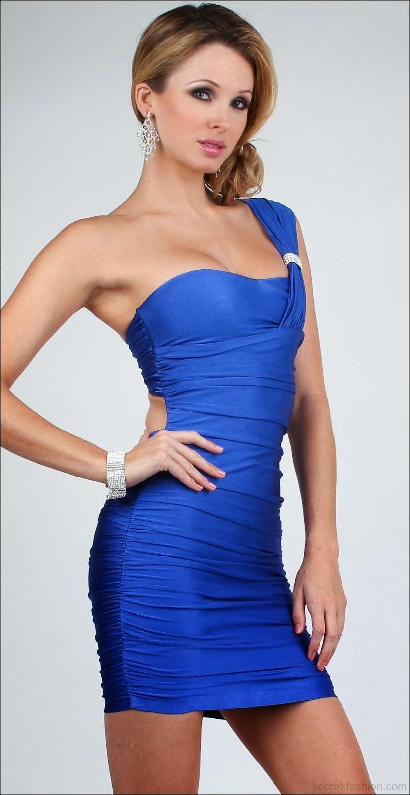 Modelos de vestidos de fiesta para senoritas