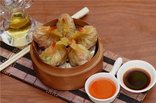 Ingin memasak resep dimsum udang spesial? inilah bahan dan cara memasaknya