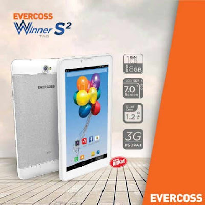 Evercoss AT7J+ Winner TAB S2