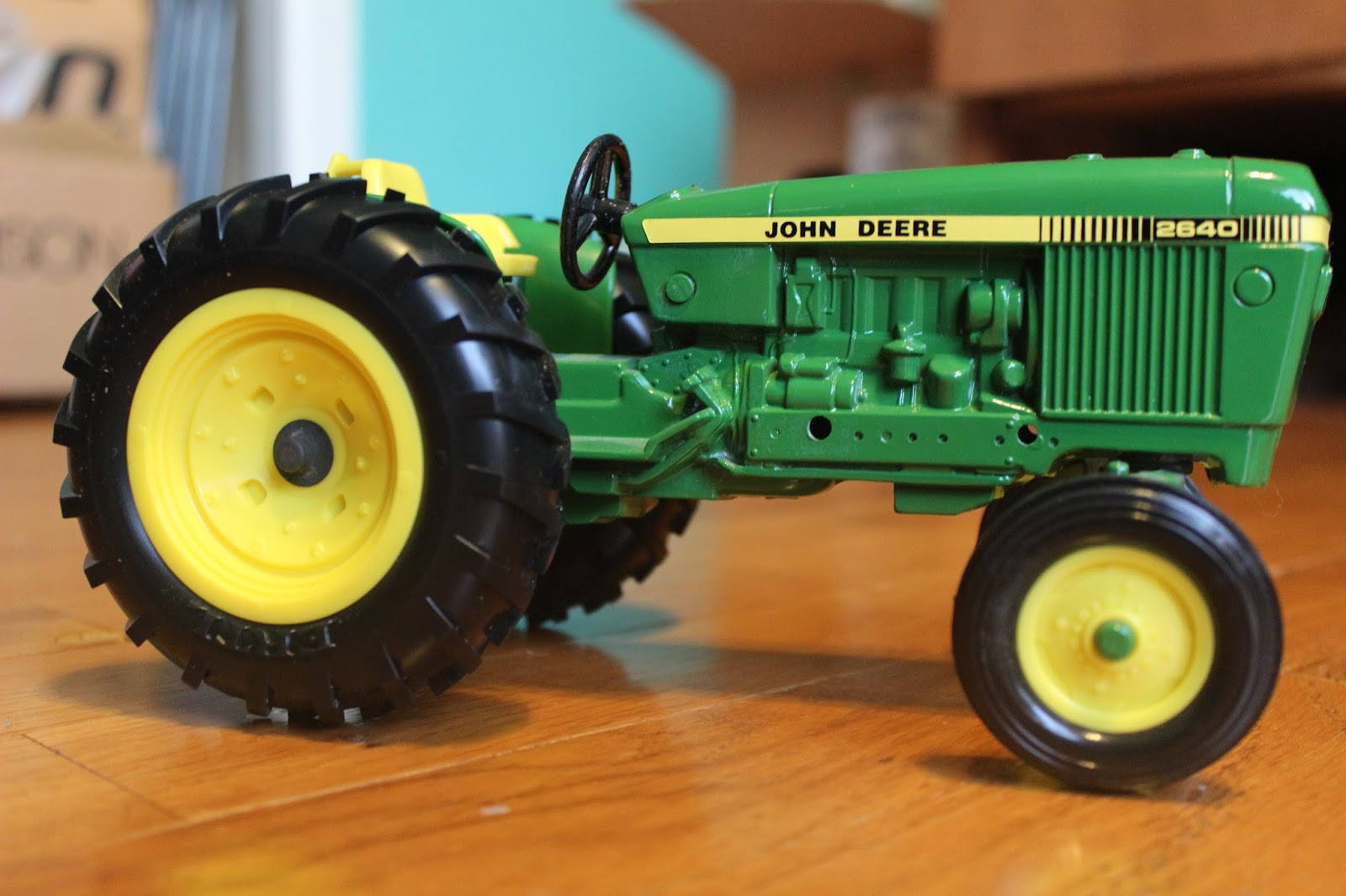John Deere 2640 Field of Dreams Tractor