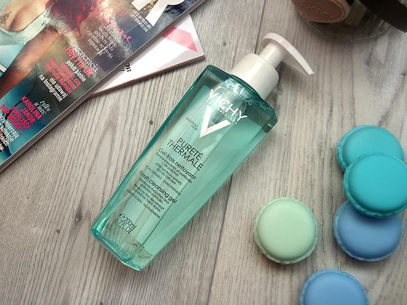 żel myjący Vichy, Vichy Purete Thermale, żel do mycia twarzy
