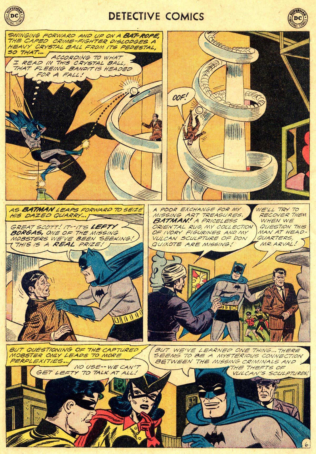 Detective Comics (1937) 302 Page 7