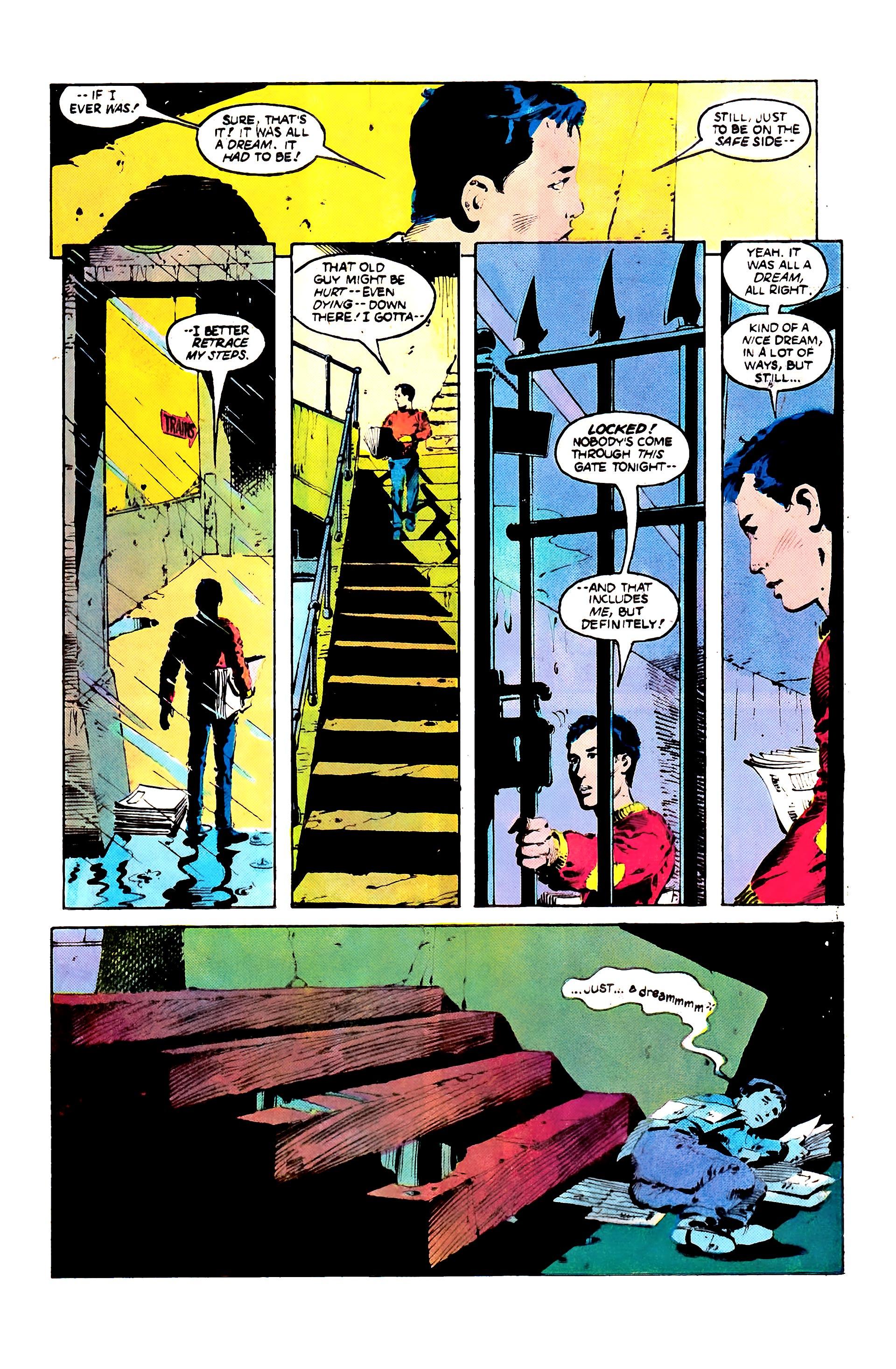 Read online Secret Origins (1986) comic -  Issue #3 - 16