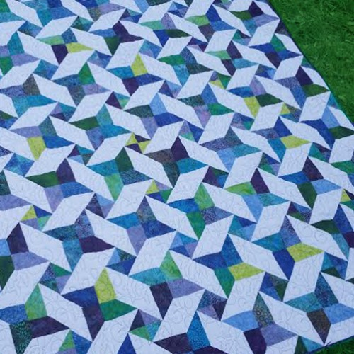 Joys Star - Free Quilt Pattern