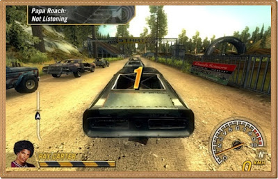 FlatOut 2 Games Screenshots