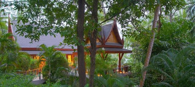 Amanpuri Phuket, Garden Pool Pavilion, Exterior