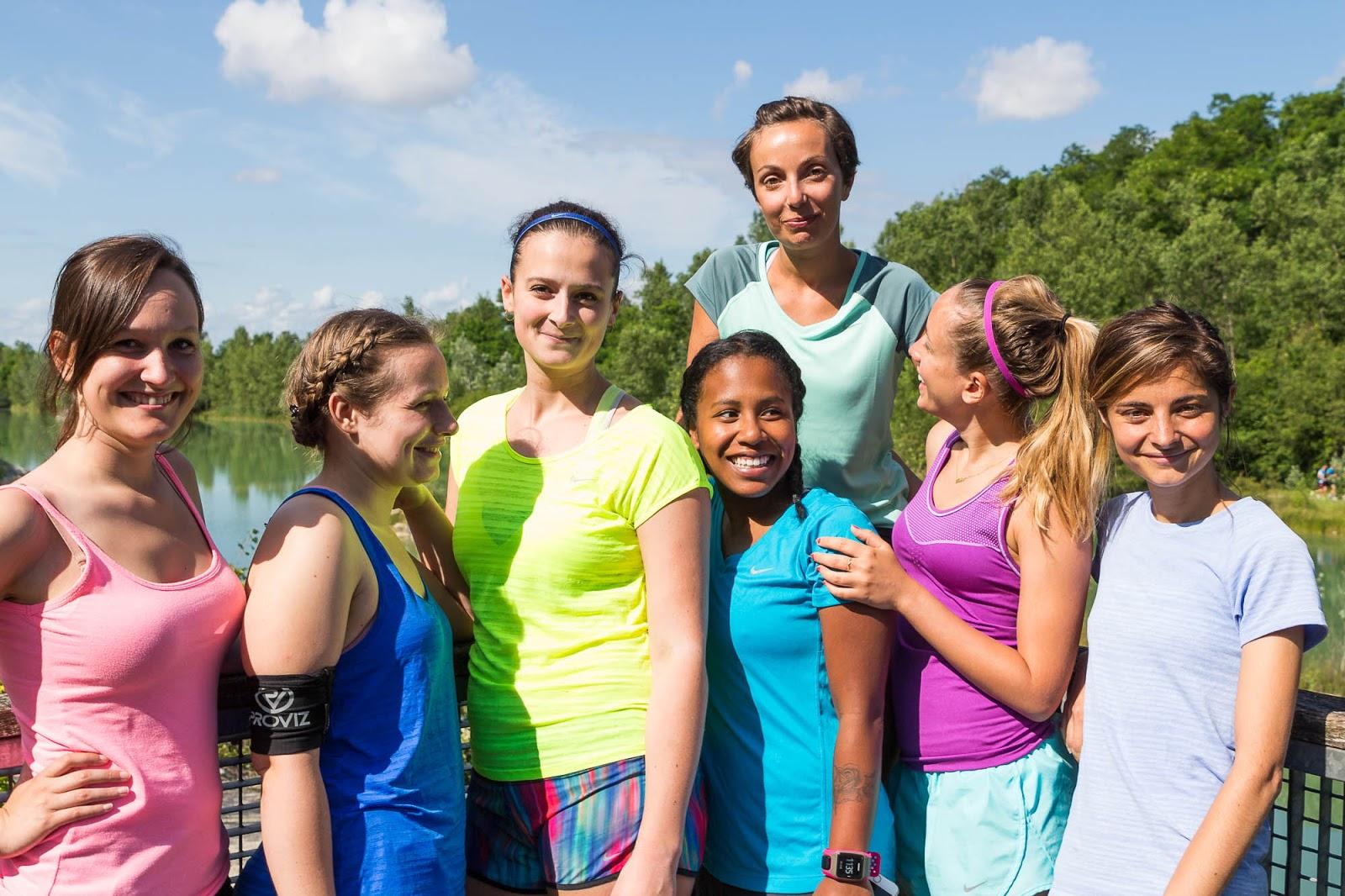 groupe de running