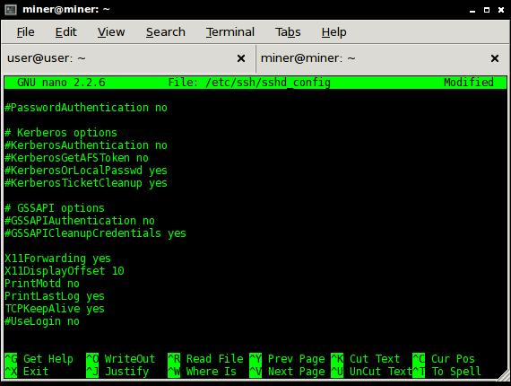 Debian, Ubuntu et al