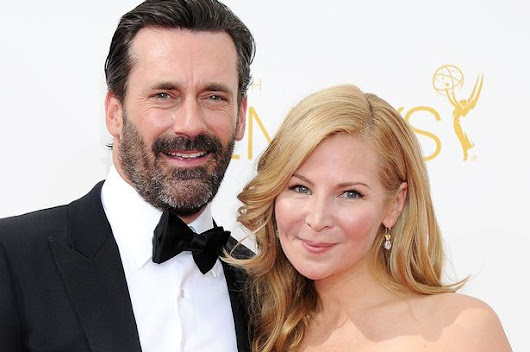 Jennifer Westfeldt and Jon Hamm SPLITS, a Relationship of Over 18years!