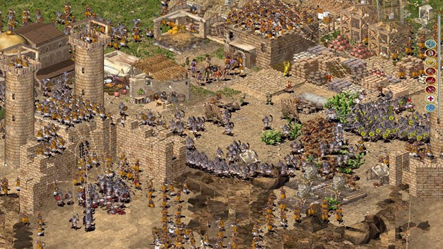 Download Stronghold Crusader Extreme HD PC Games