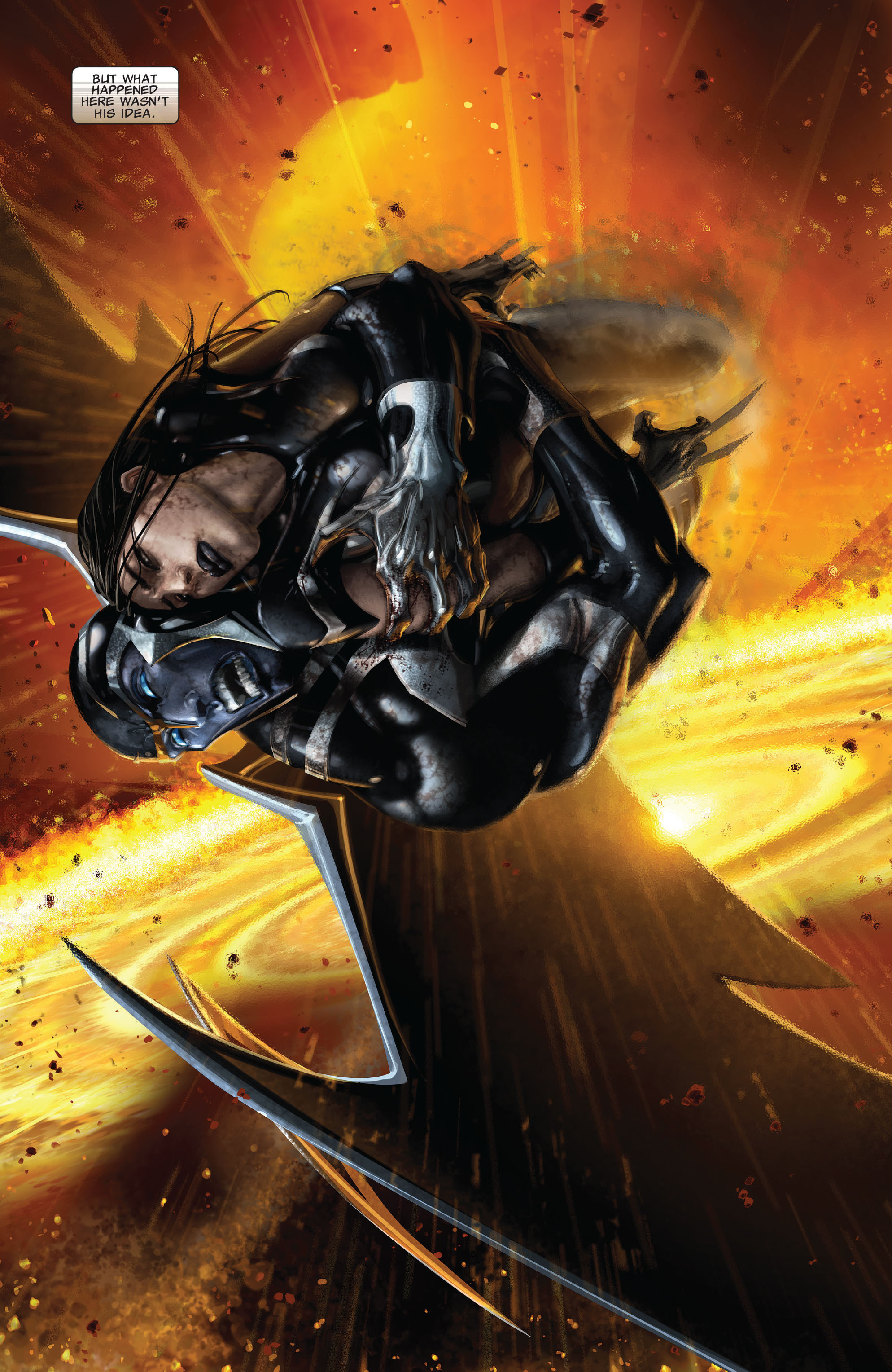 Read online X-Force (2008) comic -  Issue #13 - 5