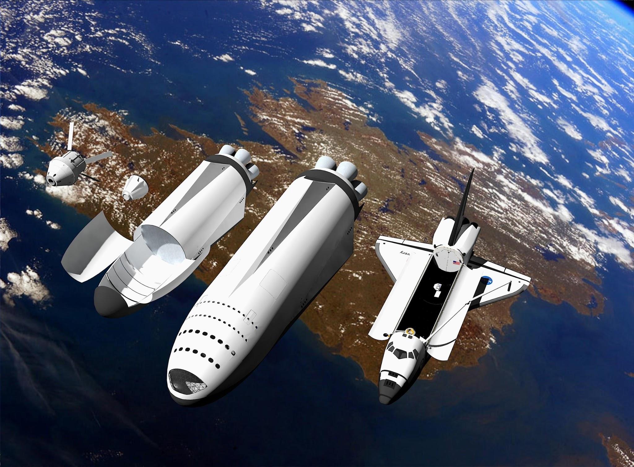 spacex vs orbital - photo #12