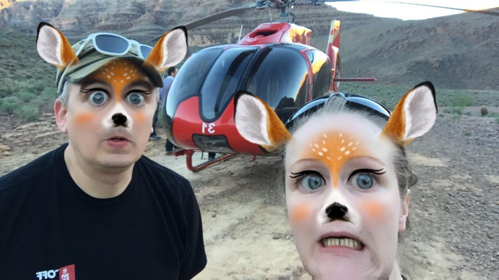 Helikopterilla Grand Canyoniin 5