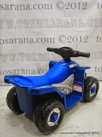 Motor Mainan Aki Junior ME1608 Yamaha ATV S