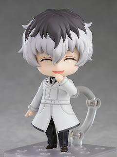 "Nendoroid Haise Sasaki de ""Tokyo Ghoul:re"" - Good Smile Company"