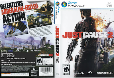 Just Cause 2 CD Key