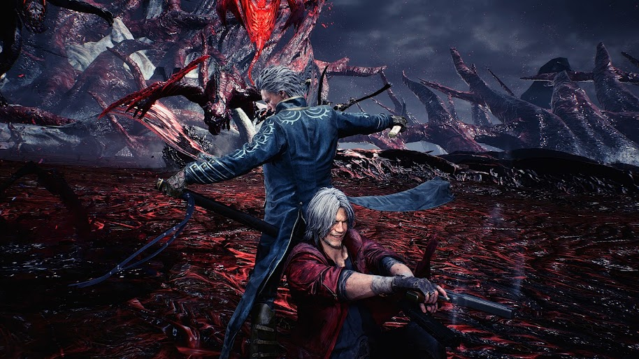 Devil May Cry 5 Wallpaper Bestpicture1 Org