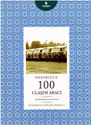 İstanbul'un 100 Ulaşım Aracı, kitapçılarda