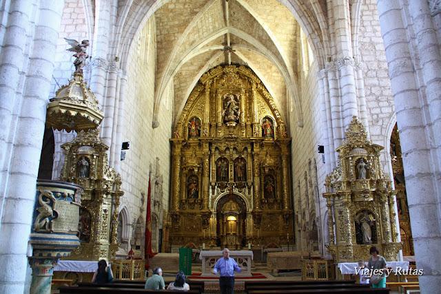 Ex-Colegiata de San Cosme y San Damián, Covarrubias