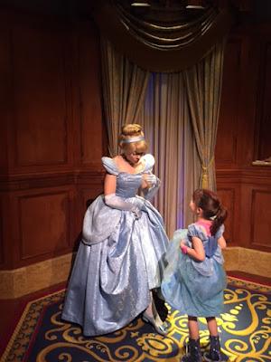 Cinderella Disney World
