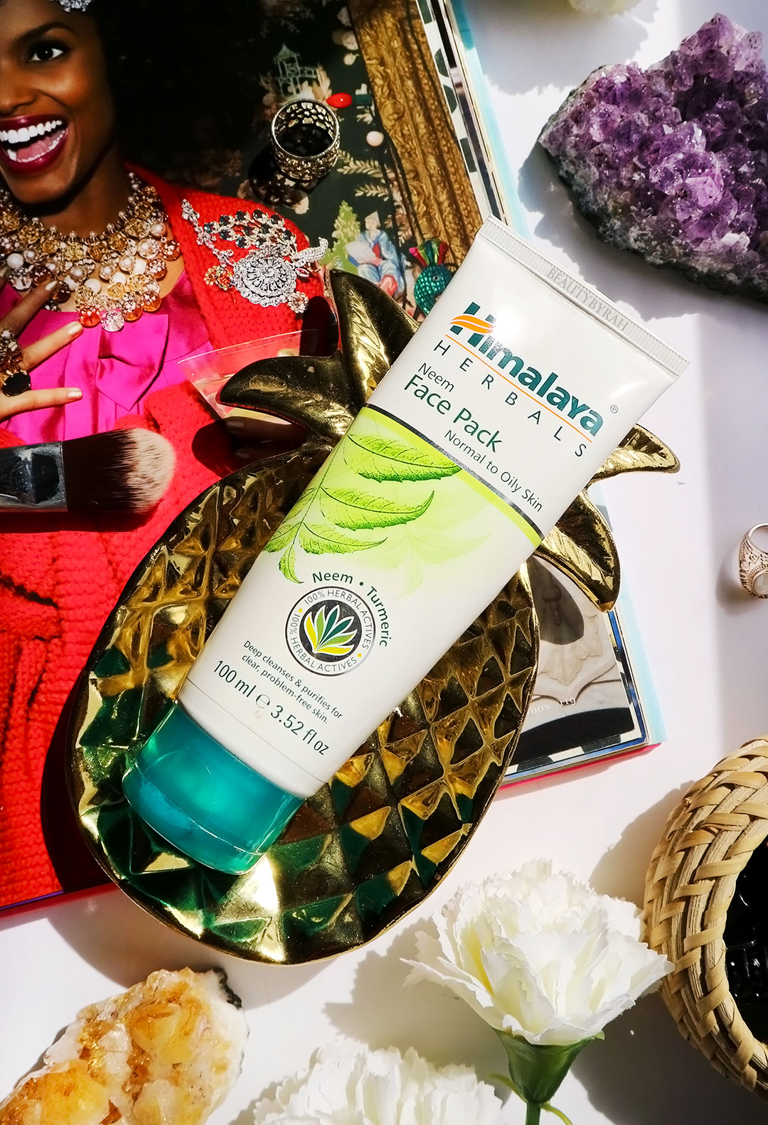 Himalaya Neem Purifying Face Mask Review