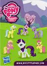 My Little Pony Wave 9 Rarity Blind Bag Card