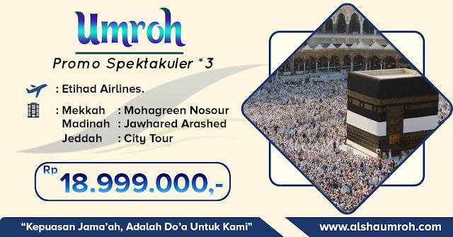 Paket Umroh Murah 2019 Jakarta
