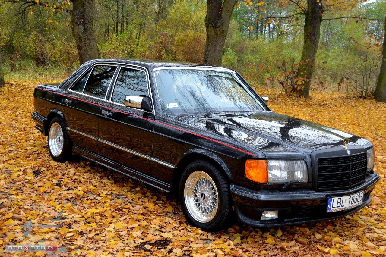 mercedes benz w126 500se brabus benztuning. Black Bedroom Furniture Sets. Home Design Ideas