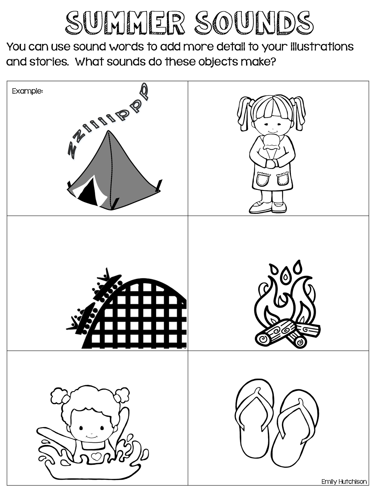 Creative Ways To Write Words curious firsties: flip flops, beach chairs, and teaching with