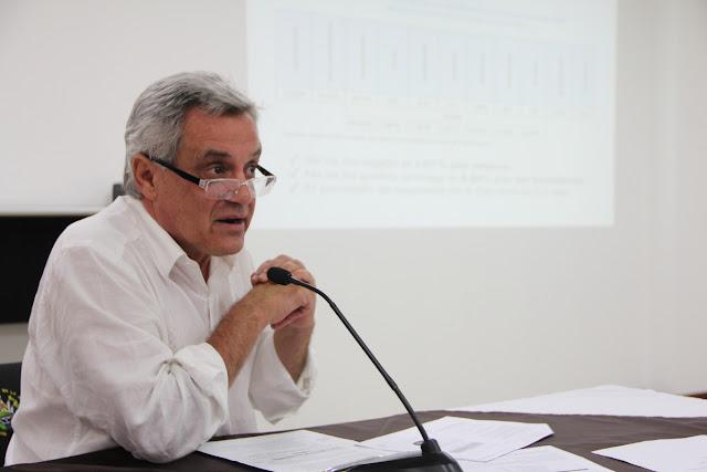 Marcos Rodríguez: ONG´s del partido ARENA reciben dinero de empresarios o del crimen organizado