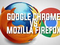Google Chrome VS Mozilla Firefox ?