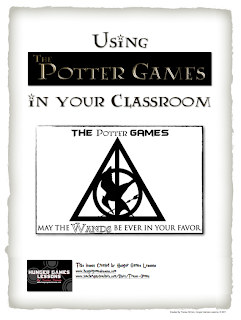 Free download lesson http://www.teacherspayteachers.com/Product/The-Potter-Games-Using-Interactive-Fiction-to-Improve-Reading-143795