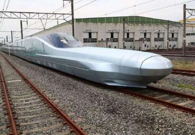दुनिया की सबसे तेज बुलेट ट्रेन की टेस्टिंग शुरू, चीन को पछाड़ने में जुटा यह देश