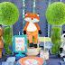 Festa Infantil com tema Bosque!