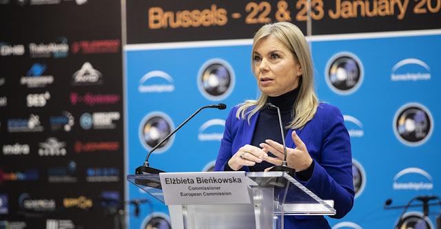 'What is becoming a reality at the national level, probably should also become a reality at the EU level,' said Bienkowska (Photo: European Commission)