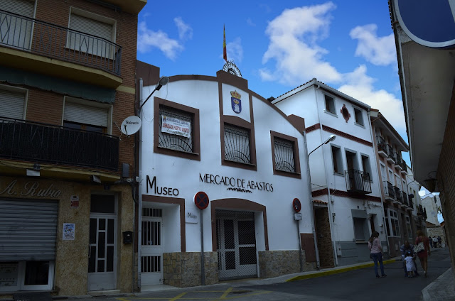 Mercado de abastos (Campo Real)