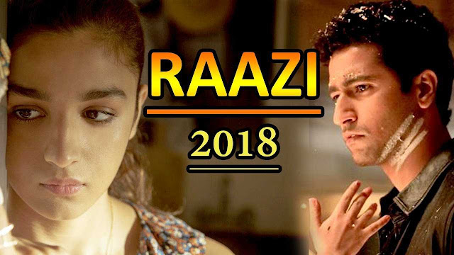 Raazi box office collection day 9