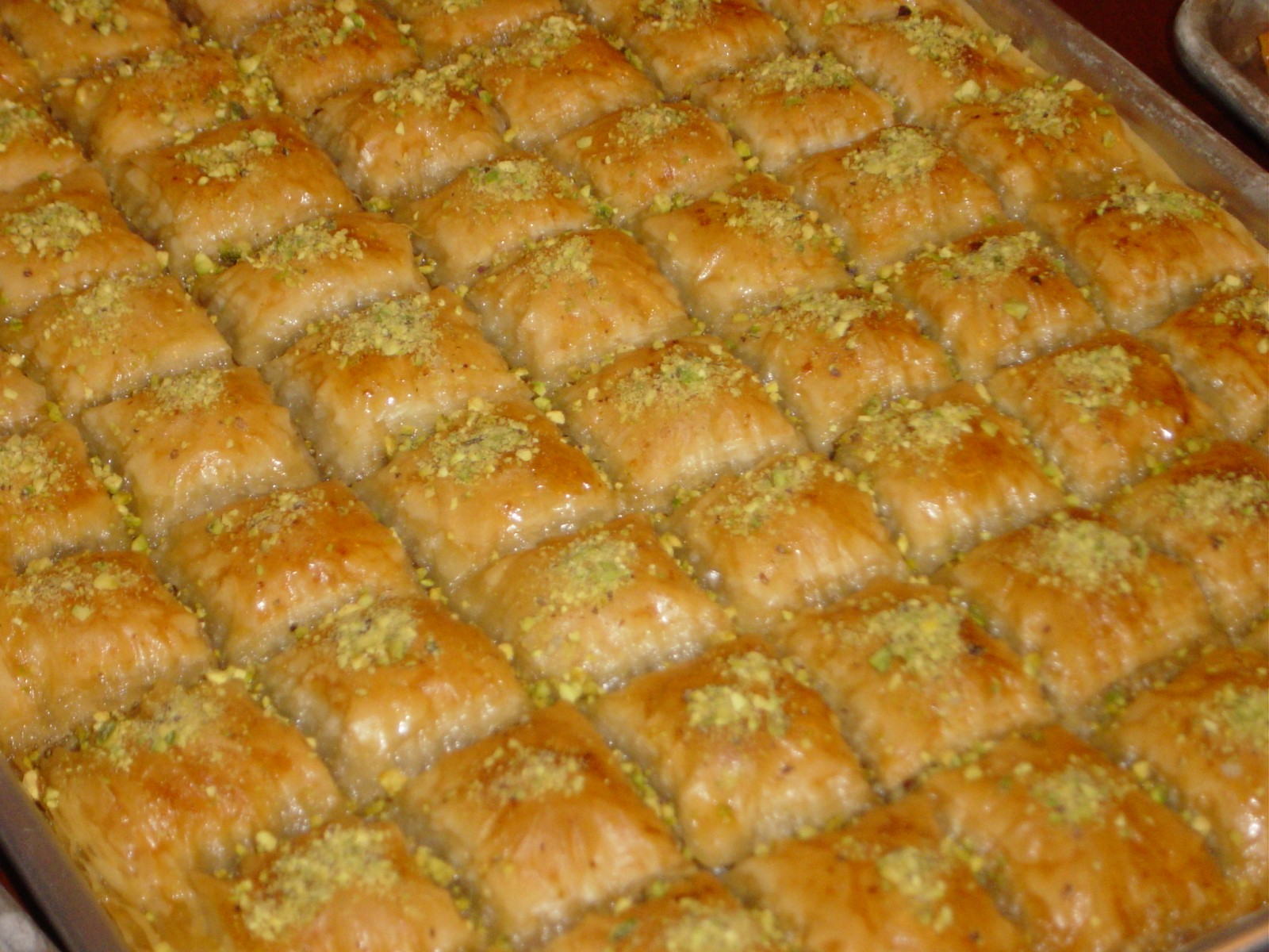 How To Make Baklava Without Oven
