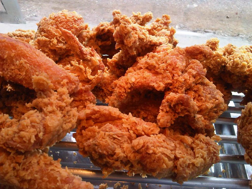 Resepi Ayam Goreng Ala KFC Rangup Dan Mudah! | Hidup Biar Sedap - Resepi Masakan