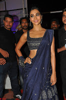 Pooja Hegde choli saree at DJ Duvvada Jaggannadham music launch ~  Exclusive 127.jpg