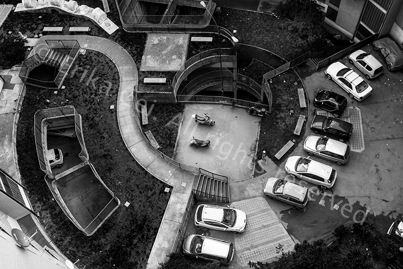 Valmaura parcheggio case ATER