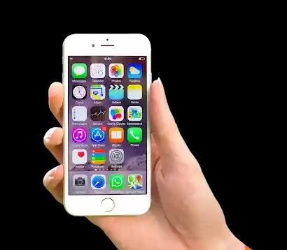 আপনার Android ফোনেটিকে IPHONE এর মতো বানিয়ে ফেলুন ৷ 5MB একটি android এপছ দিয়ে।