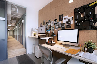 Source: OUE Limited. Concept workspace at The Work Project.